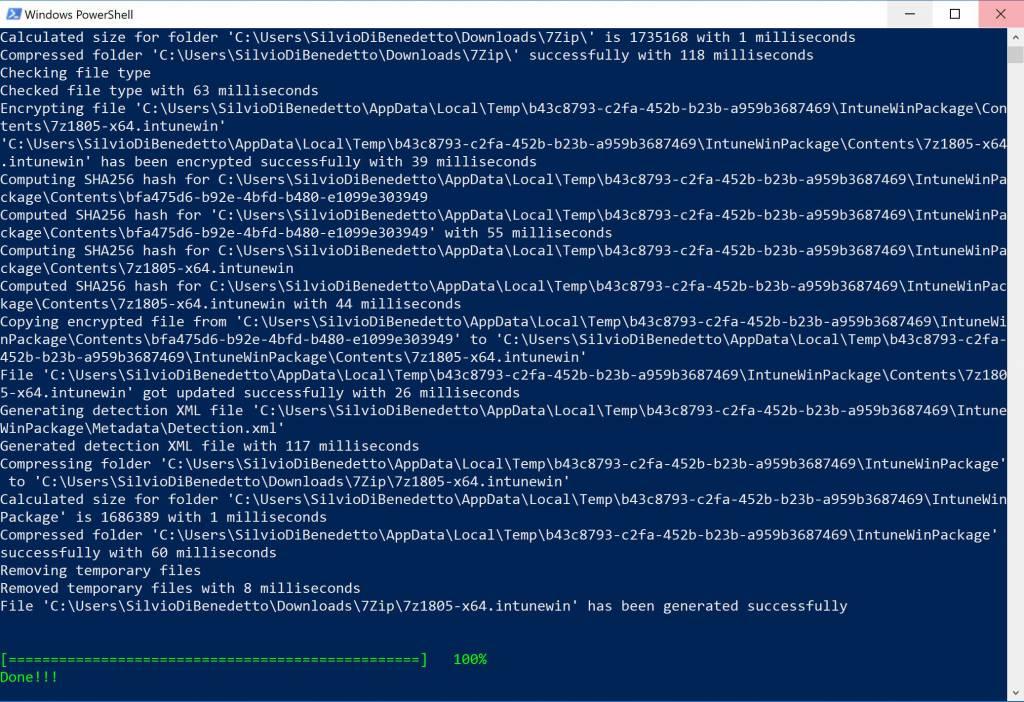 Silvio Di Benedetto   Microsoft Intune: Deploy a Win32