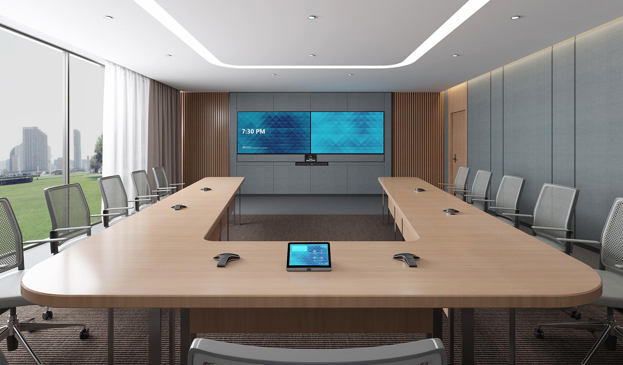 Meeting Room & Microsoft Teams